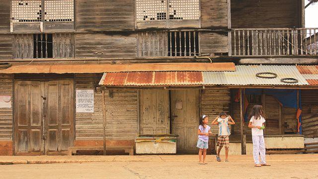 Cuyo Town, Cuyo Island, Palawan, Philippines